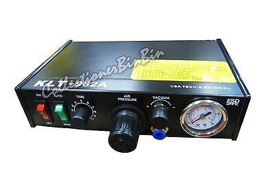 Solder Paste Glue Dropper Liquid Auto Dispenser Controller Klt-982a 110v