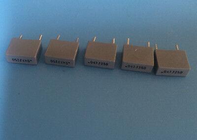 5x R68473j250b Arcotronics Capacitor 0.047uf 250v 5 Radial .047j250 5units
