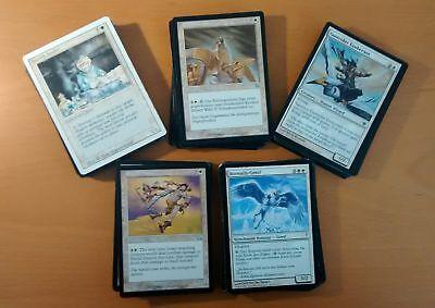 100x Weiße Karten | Englisch - Magic the Gathering