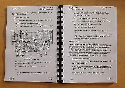 Land Rover 110. 12 volt V8 engine vehicles. Truck Utility Medium.User handbook.