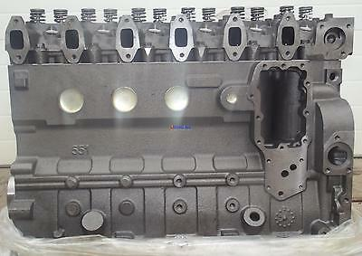 New Engine Medium Block Fits Cummins174 6b 6bt 6bta 5.9l 6 Cylinder Diesel