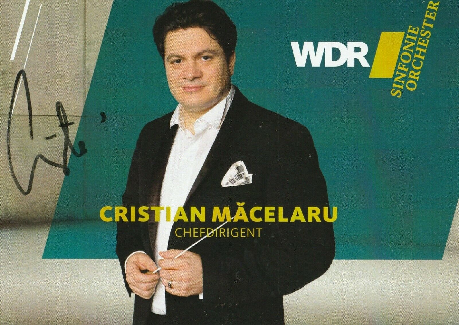 cristian macelaru im radio-today - Shop