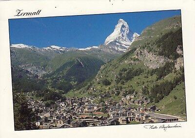 Alte Postkarte - Zermatt