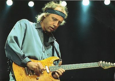 MARK KNOPFLER DIRE STRAITS PHOTO 1991 UNIQUE IMAGE UNRELEASED EXCLUSIVE 12 INCHS