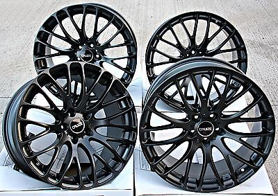 """18"""" ALLOY WHEELS CRUIZE 170 MB FIT FOR OPEL ADAM S CORSA D ASTRA H & OPC"""