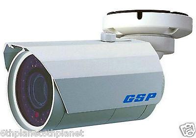 GPC-E8344DN- GSP Enviro Pro CCTV Camera Auto IR Cut Filter, 540TVL
