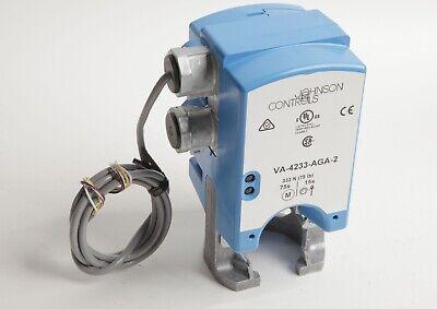 Johnson Controls Va-4233-aga-2 Electric Valve Actuator