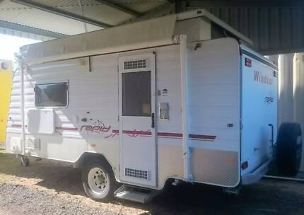 Simple Jayco Expanda Caravan  Australian Caravan Co