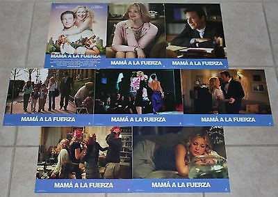Kate Hudson Raising Helen Spanish lobby card set 8 John Corbett Joan Cusack