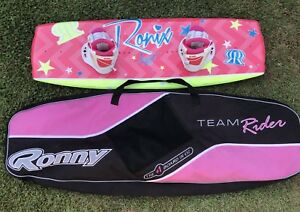 Ronix August Child's Wakeboard package