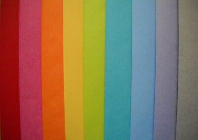 Invitation Letter Mailing Envelopes Gummed Closures Assorted Colors 7.25 X5100
