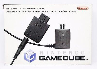 CABLE RF ADAPTADOR DE ANTENA TV - GAMECUBE GC GAME CUBE -...