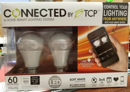 TCP Connected  Smart Lighting System NEW