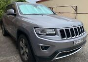 2014 Jeep Grand Cherokee Limited  SUV Wyong Area Preview