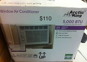 Brand new Arctic king 5000 but air conditioner