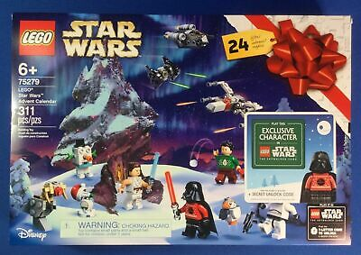 2020 Lego Star Wars Advent Calendar (75279) Christmas Countdown 311 pcs IN HAND!