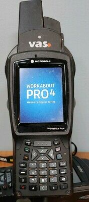 Psion Teklogix Workabout Pro 4 Cow Pocket Vas Rfid Reader For Dairy Farm Weh6.5