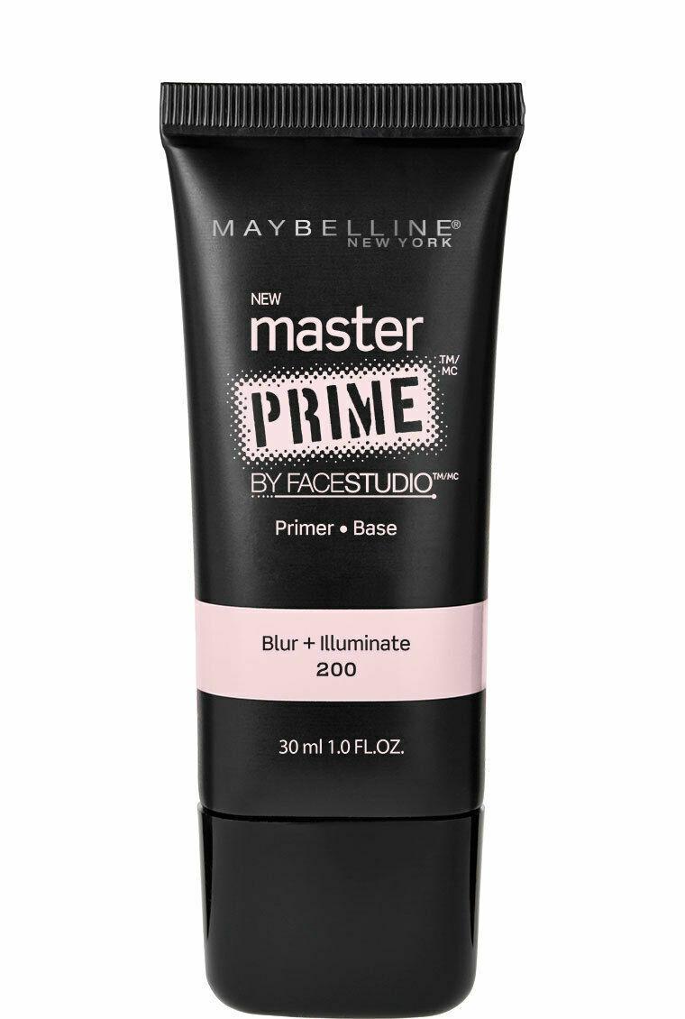 MAYBELLINE PRIME BY FACESTUDIO PRIMER - BLUR ILLUMINATE 200