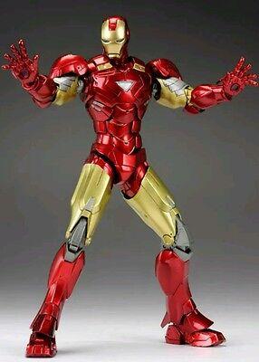 "Active Gear Collection Iron Man Mark VI 9"" Figure"