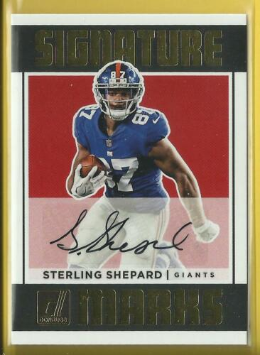 "Sterling Shepard New York Giants /""Air Shepard/"" jersey T-shirt  S-5XL"