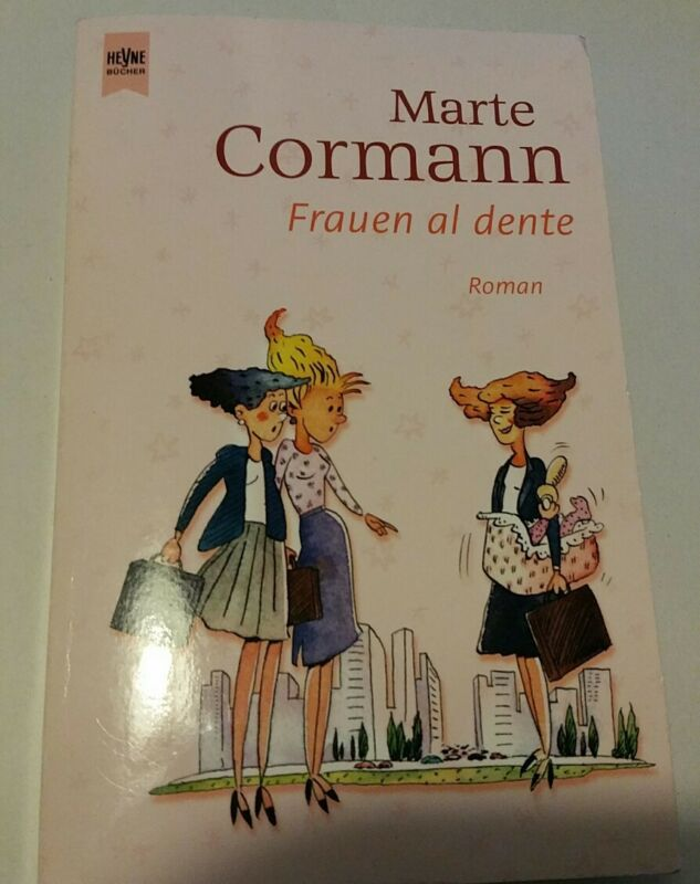 Marte Cormann Frauen al dente