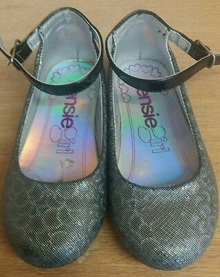 Kensie girl party shoes size 8