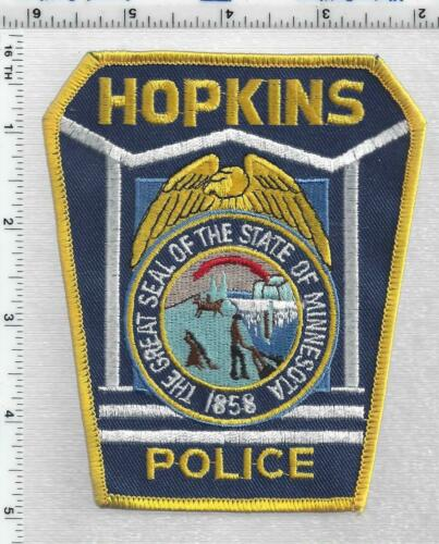 Hopkins Police (Minnesota) 1st Issue Shoulder Patch