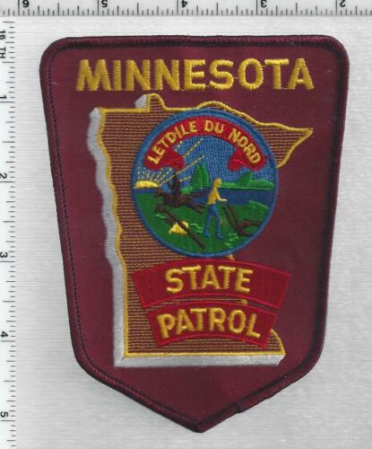 State Patrol (Minnesota) 3rd Issue Shoulder Patch