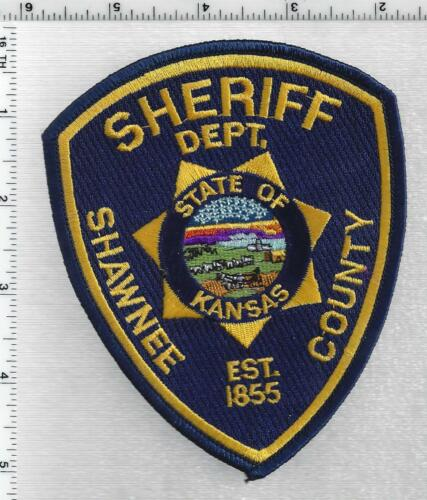 Shawnee County Sheriff Dept (Kansas) 3rd Issue Shoulder Patch