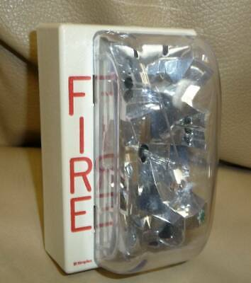 Simplex 4904-9138 Fire Alarm Strobe 24 Vdc 15cd White Used