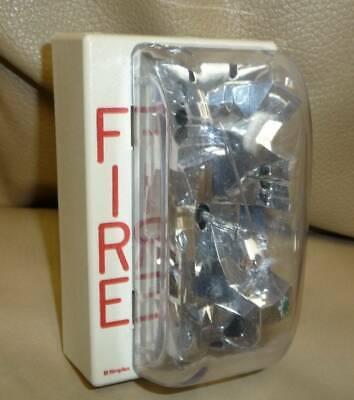 Simplex 4904-9138 Fire Alarm Strobe 24 Vdc 15cd White Used