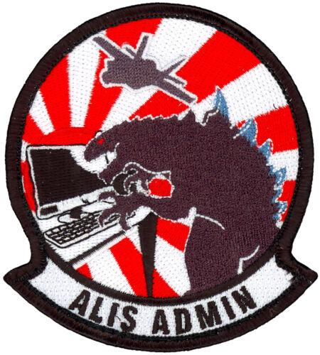 USMC MARINE FIGHTER ATTACK SQUADRON 121 (VMFA-121) – GODZILLA PATCH