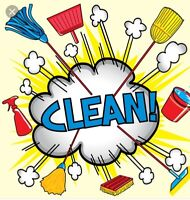 Looking for full time housecleaner