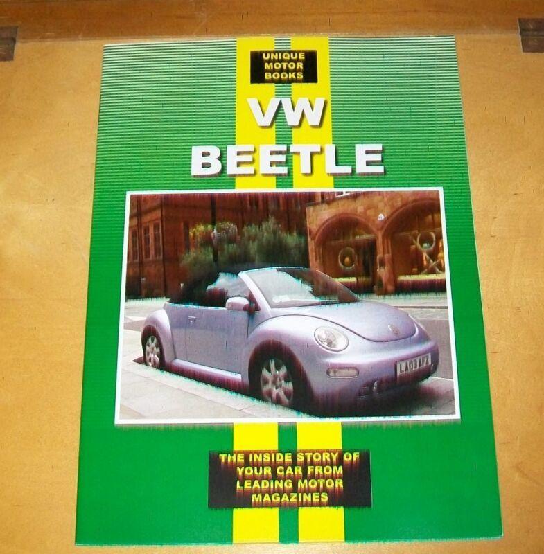 VW+BEETLE+ROAD+TEST+REPRINT+BOOK+Inc+OVERHAUL+DATA+%281953-59%29.+ORIGNAL+%26+NEW+CARS