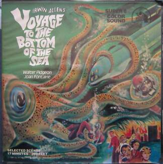 Peter Lorre - Voyage To The Bottom Of The Sea - Movie Sydney City Inner Sydney Preview
