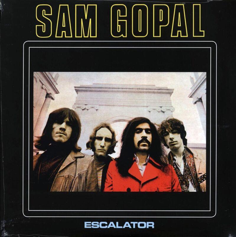 SEALED NEW LP Sam Gopal - Escalator