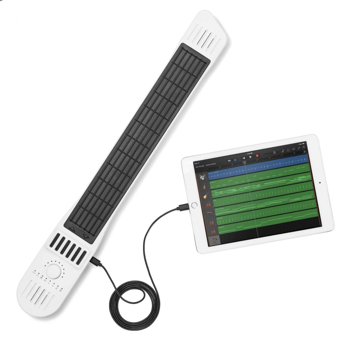 Artiphon: Instrument 1 White | Adaptive Multi-Instrument MIDI Controller