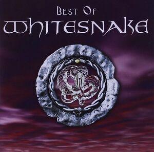 WHITESNAKE BEST OF CD (GREATEST HITS)