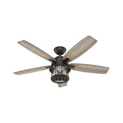 Hunter Fan Company Coral Bay 52 In Outdoor Ceiling Fan with