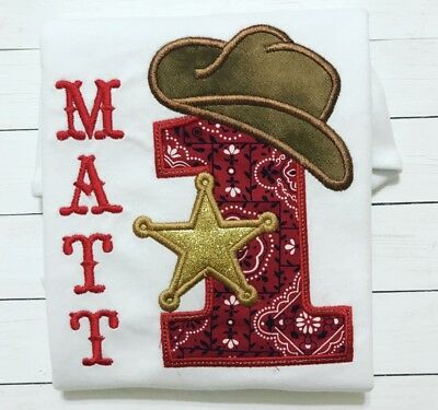 Cowboy Themed First Birthday (1st Birthday Cowboy Theme)