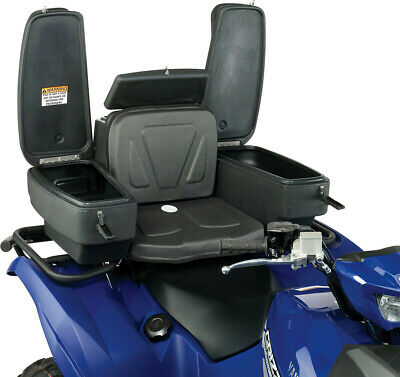 Moose ATV Rear Seat w/Cooler Storage Universal Trunk Box (3505-0211)