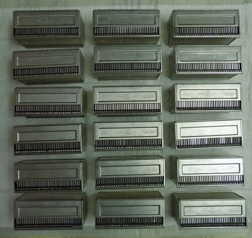 Airequipt & Argus Lot Of 18 Automatic Magazines 36 Slide Capacity Each Used