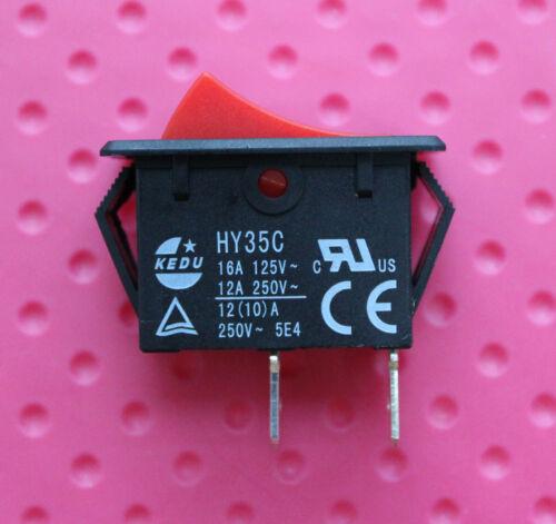1pcs HY35C KEDU Switch 2Pins New US Shipping