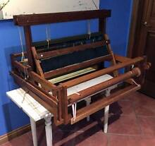 "Beautiful Four Shaft Weaving Table Loom 28"" Wide Mildura Centre Mildura City Preview"