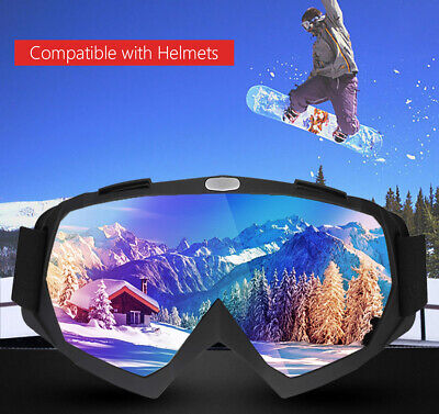 Ski Goggles, Skiing Goggles For Snowboard Jet Snow, For US Women Men Youth Teen