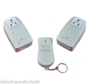 110v-WIRELESS-REMOTE-CONTROL-OUTLET-SWITCH-2-plug-socket-pack-ch-way