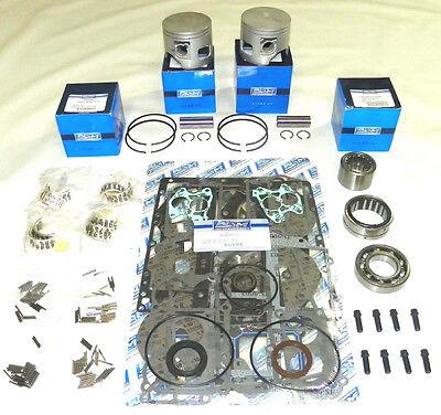 WSM Yamaha 115 / 130 Hp V4 Power Head Rebuild Kit 100-270-10,  6G5-11642-00-93, used for sale  Phoenix