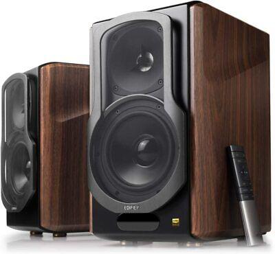 Edifier S2000MKIII Powered Bluetooth Bookshelf 2.0 Speakers