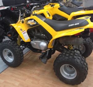 2017 Can-Am DS 250®