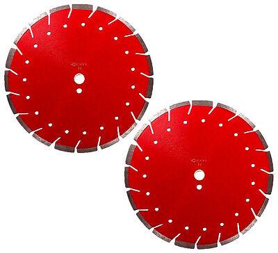 2pk-20super G Pro.diamond Saw Blade Powerful Cut Reinforce Concrete Brick Stone